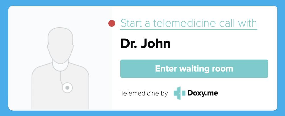 telemedicine call
